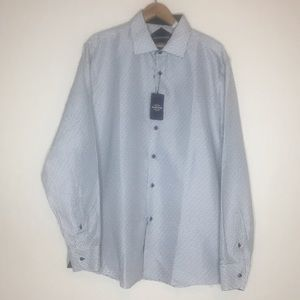 Silver Stone Modern Fit button up shirt #137